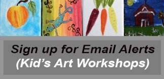 Kids Art Workshops